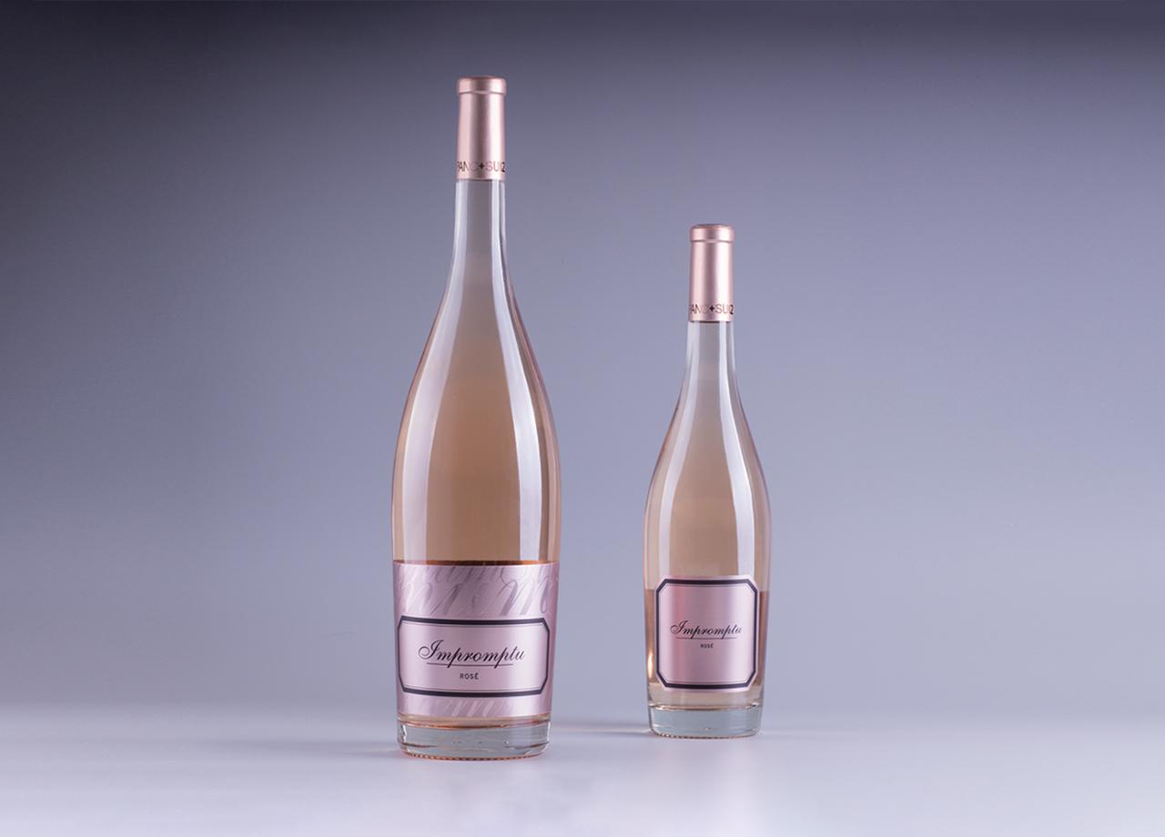 Impromptu Rosé – Bodegas Hispano+Suizas