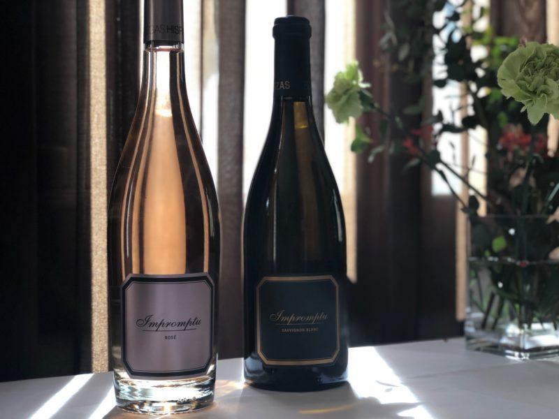 Los Impromptu, reyes de rosados y blancos para Wine Up