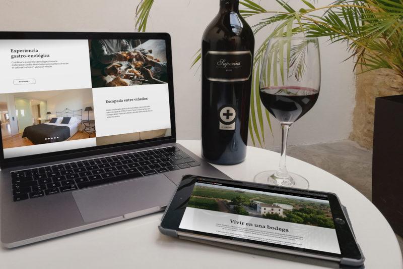 Quinto año consecutivo del Quod Superius en el Cuadro de Honor del anuario de vinos de El País 2020