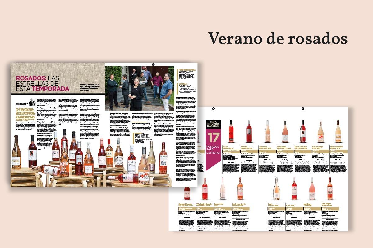 """Impromptu, en un """"Verano de Rosados"""""""