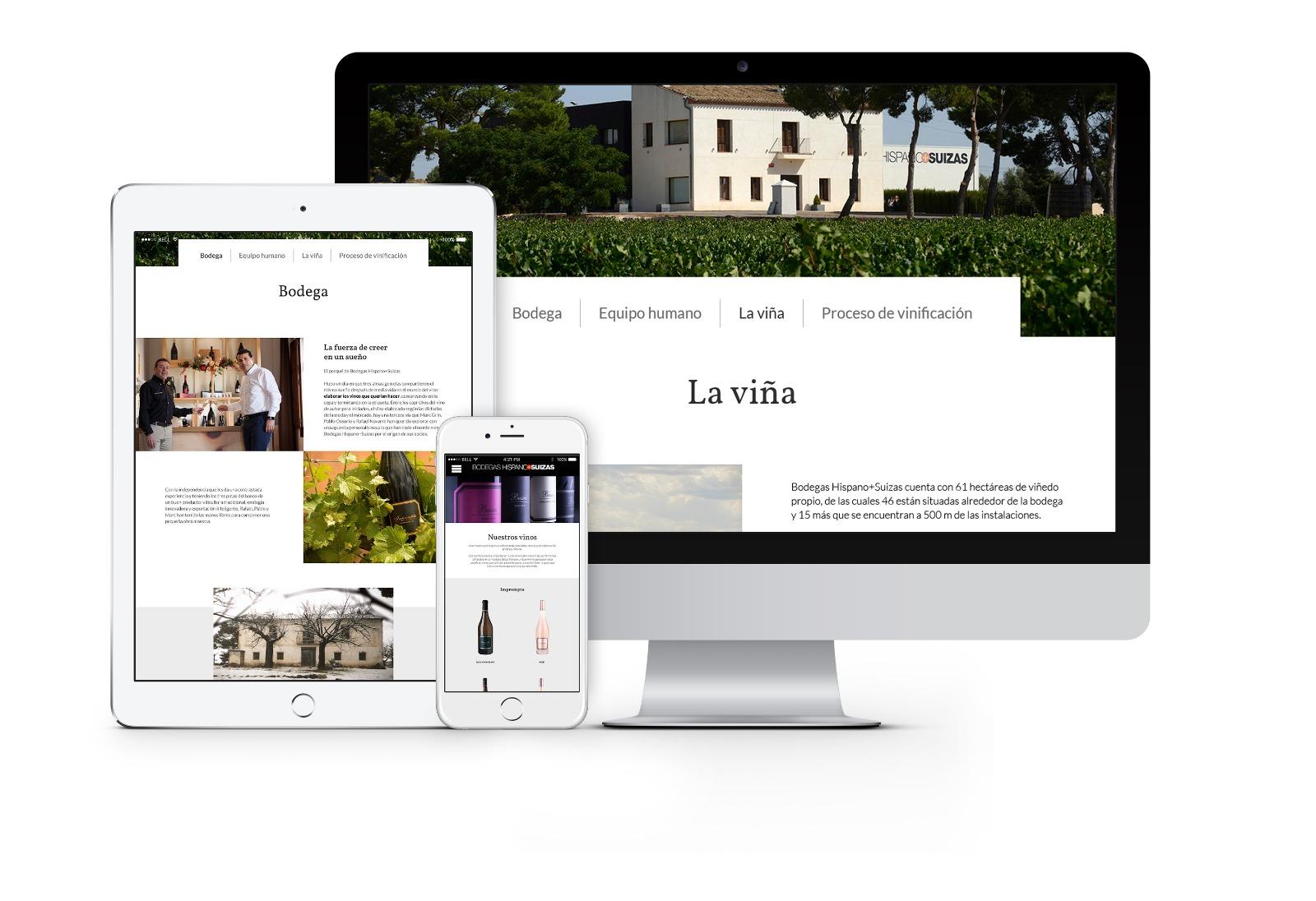 Vive Hispano Suizas con nuestra nueva web