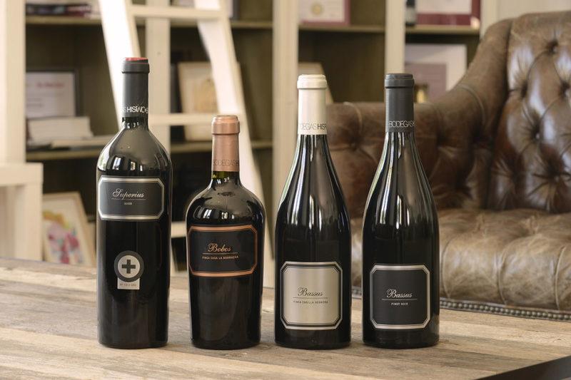 'Dibujando' nuestros vinos tintos 2020
