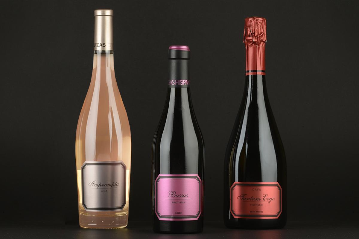 H+S  elabora los mejores rosados de España, según la guía Wine Up 2021