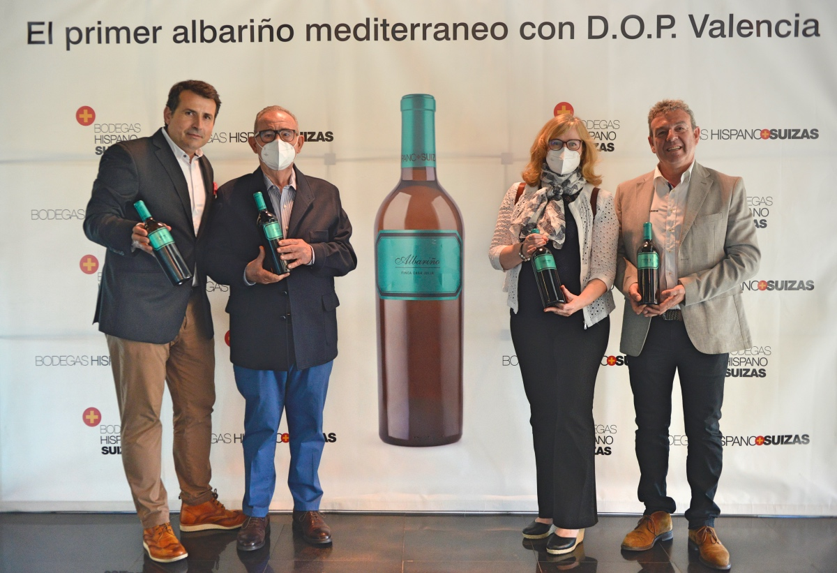 Finca Casa Julia: el primer albariño mediterráneo con DOP Valencia